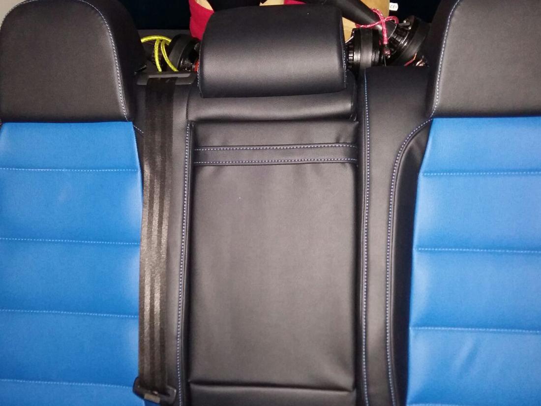 tapicería asientos